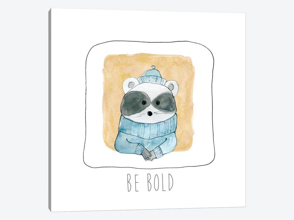 Be Bold by Carol Robinson 1-piece Canvas Artwork