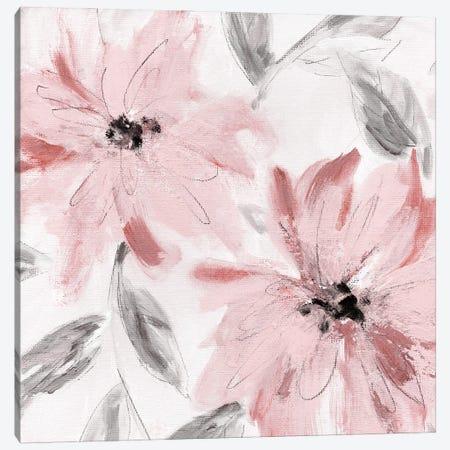 Blushing Joy Canvas Print #CRO1235} by Carol Robinson Canvas Art