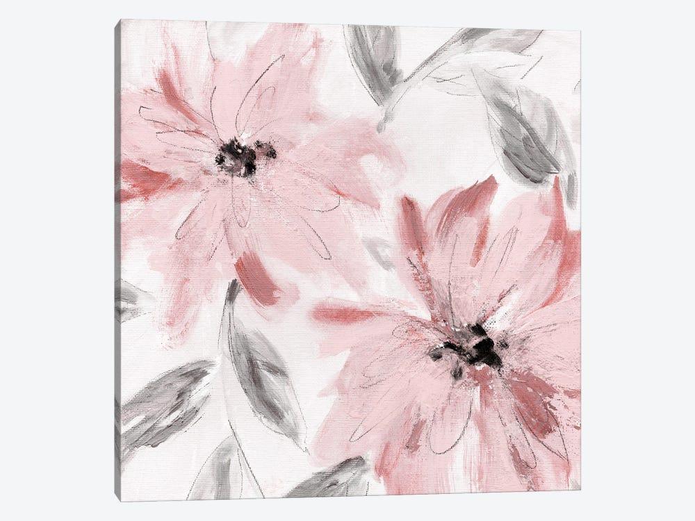 Blushing Joy by Carol Robinson 1-piece Canvas Art