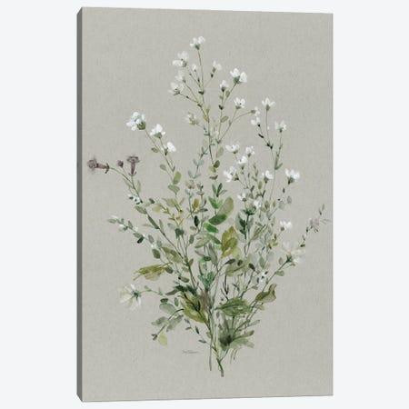 Bouquet of Grace I Canvas Print #CRO1244} by Carol Robinson Art Print