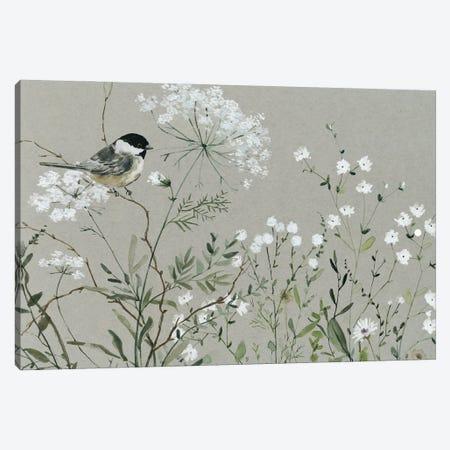 Bouquet of Grace Meadow I Canvas Print #CRO1246} by Carol Robinson Canvas Art Print