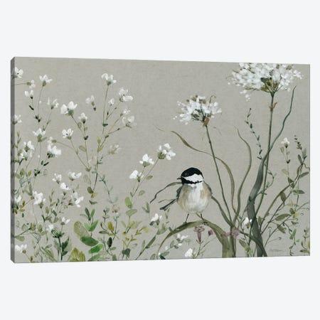 Bouquet of Grace Meadow II Canvas Print #CRO1247} by Carol Robinson Canvas Print