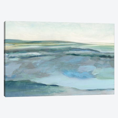 Low Tide Canvas Print #CRO1277} by Carol Robinson Canvas Wall Art