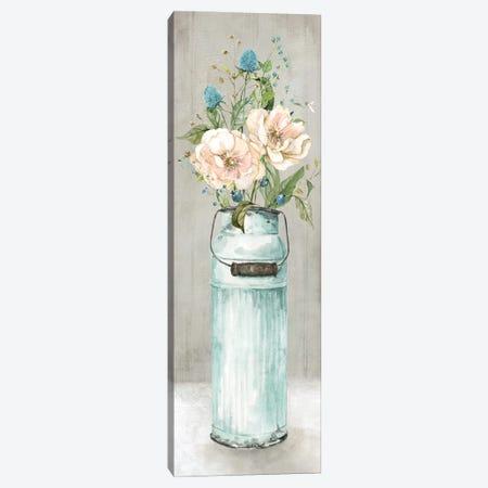 Provincial Bouquet Canvas Print #CRO1281} by Carol Robinson Canvas Art