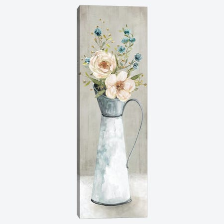 Provincial Bouquet II Canvas Print #CRO1283} by Carol Robinson Canvas Art