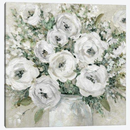 Simply Soft Canvas Print #CRO1293} by Carol Robinson Canvas Print