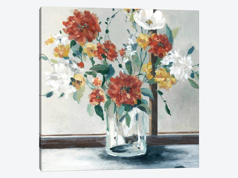 Sunny Autumn by Carol Robinson 1-piece Canvas Artwork