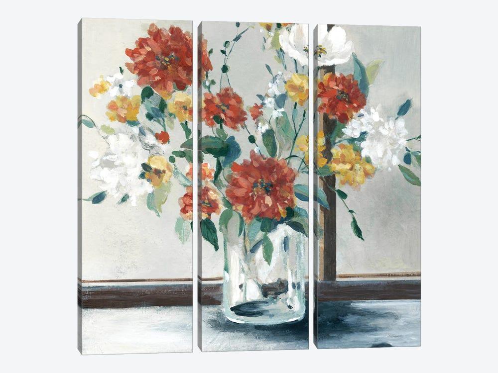 Sunny Autumn by Carol Robinson 3-piece Canvas Artwork