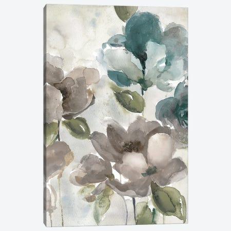 Topaz Garden II Canvas Print #CRO1310} by Carol Robinson Canvas Art
