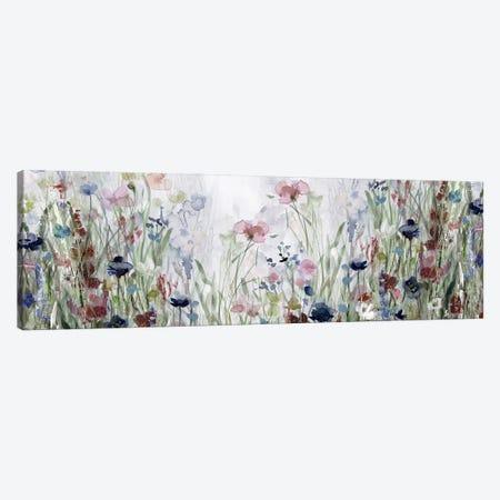 Wildflower Fields Canvas Print #CRO1314} by Carol Robinson Canvas Art Print