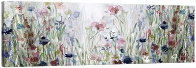 Wildflower Fields Canvas Art Print