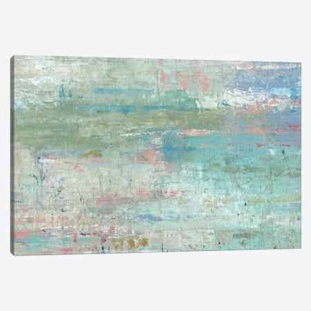 Pastel Watergarden Canvas Print #CRO1328} by Carol Robinson Canvas Print