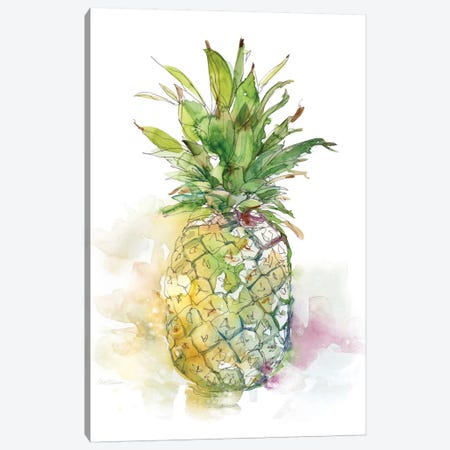 Delicious Ripe I Canvas Print #CRO137} by Carol Robinson Canvas Artwork