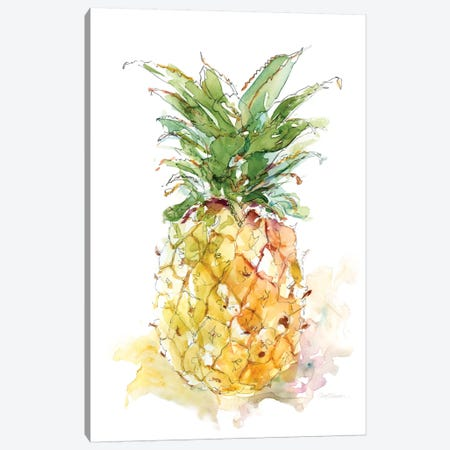 Delicious Ripe II Canvas Print #CRO138} by Carol Robinson Art Print