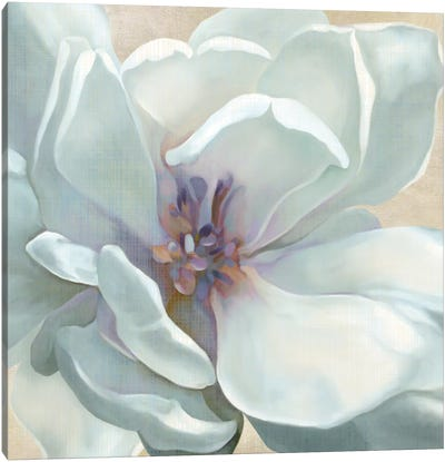 Iridescent Bloom I Canvas Art Print
