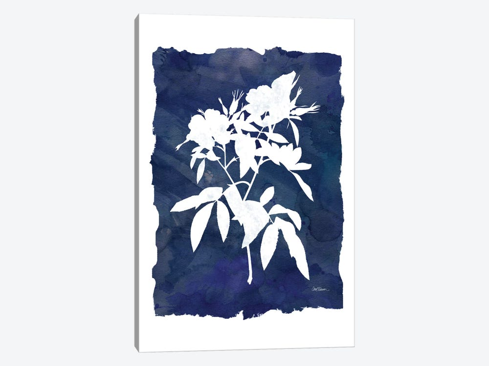 Indigo Botanical I by Carol Robinson 1-piece Canvas Art Print