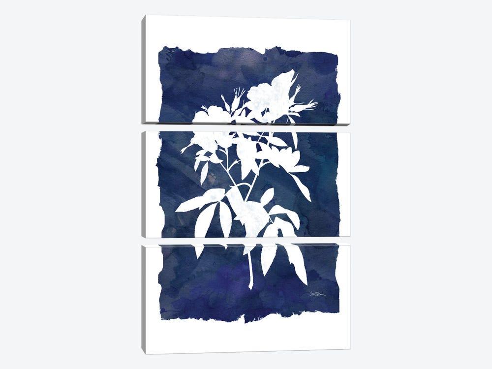 Indigo Botanical I by Carol Robinson 3-piece Art Print