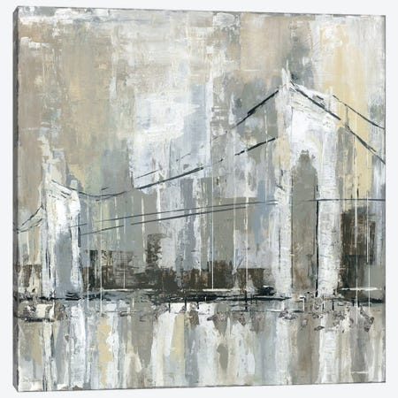 Midtown Bridge I Canvas Print #CRO158} by Carol Robinson Art Print