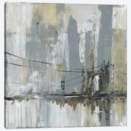 Midtown Bridge II Canvas Print #CRO159} by Carol Robinson Canvas Art Print