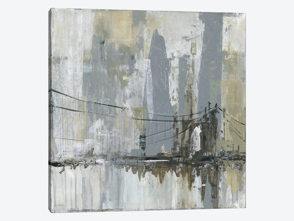 Midtown Bridge II by Carol Robinson 1-piece Canvas Art