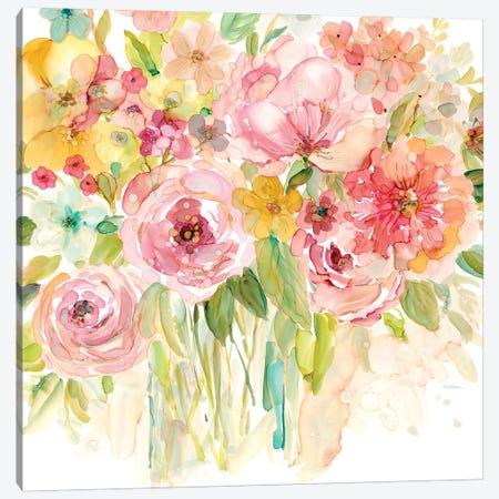 Nature's Joy Canvas Print #CRO161} by Carol Robinson Canvas Art