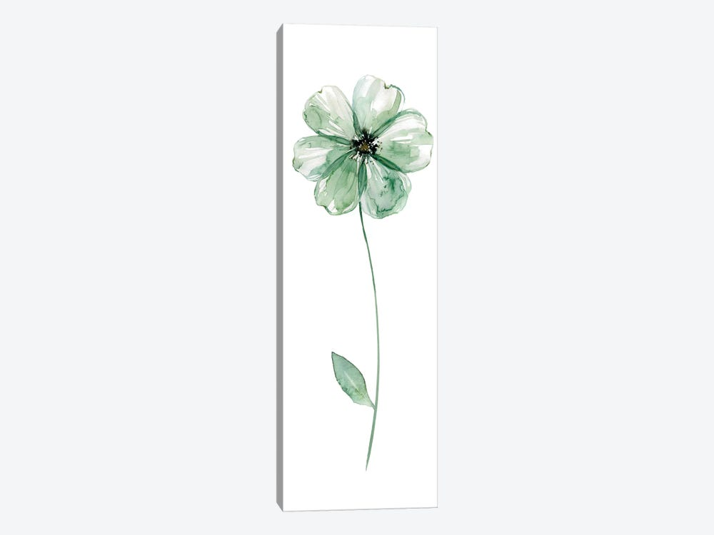 Sage Flower I by Carol Robinson 1-piece Canvas Wall Art