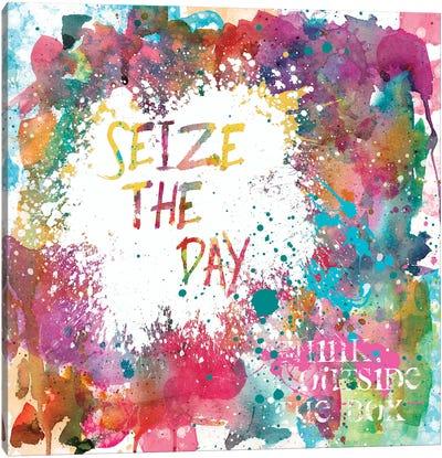 Seize the Day Canvas Art Print