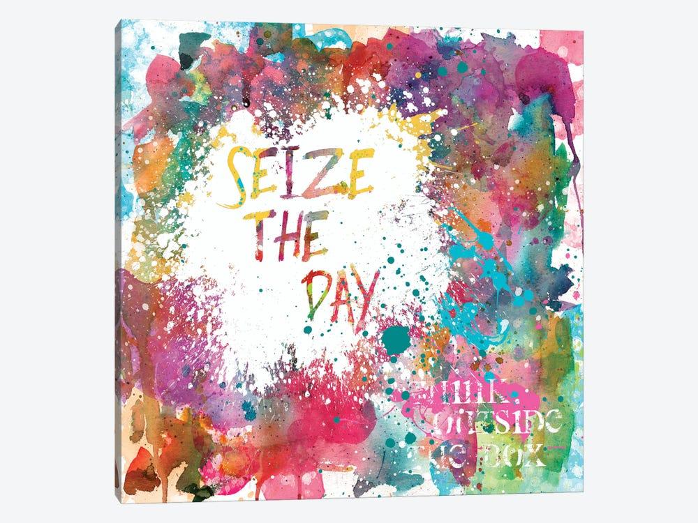 Seize the Day by Carol Robinson 1-piece Canvas Artwork