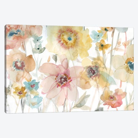 Soft Spring II Canvas Print #CRO187} by Carol Robinson Art Print