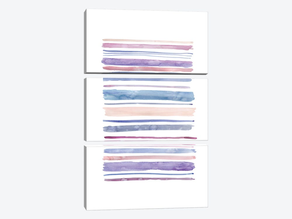 Line Over II 3-piece Art Print