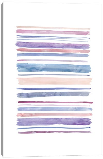Line Over II Canvas Art Print