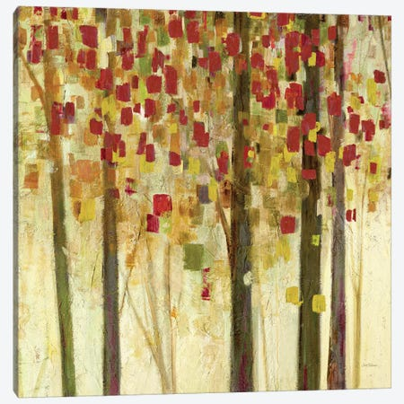 Autumn Shimmer Canvas Print #CRO200} by Carol Robinson Art Print
