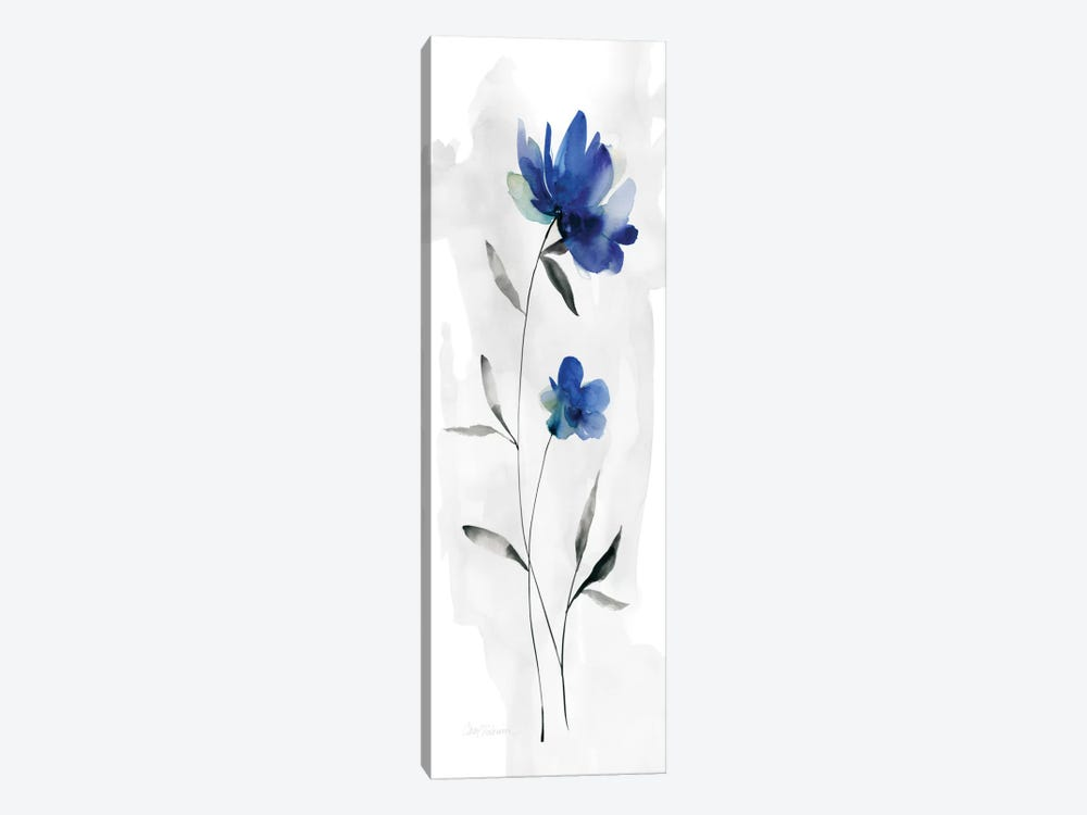 Beautiful Blue I 1-piece Canvas Print