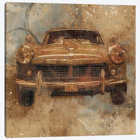 Live To Ride I Canvas Print #CRO20} by Carol Robinson Canvas Wall Art