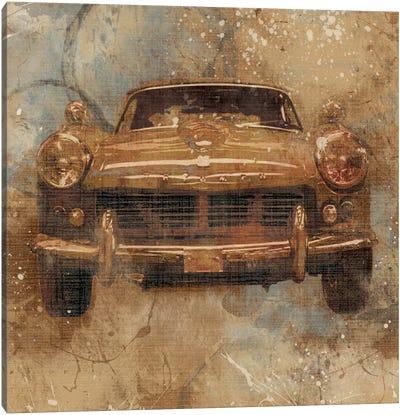 Live To Ride I Canvas Art Print