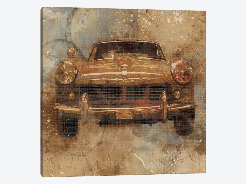 Live To Ride I by Carol Robinson 1-piece Art Print