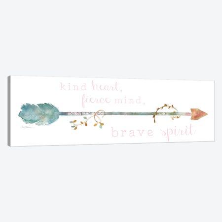 Brave Spirit Canvas Print #CRO214} by Carol Robinson Canvas Print