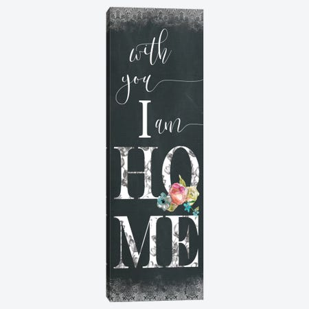Chalky Home Canvas Print #CRO218} by Carol Robinson Canvas Wall Art