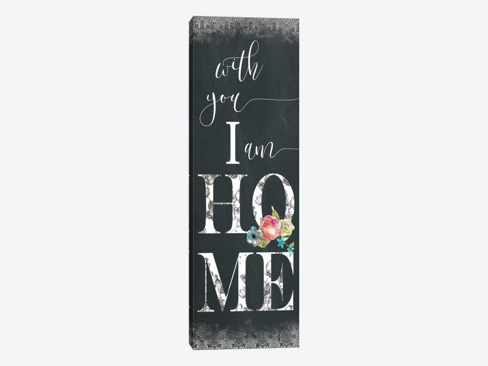 Chalky Home by Carol Robinson 1-piece Art Print