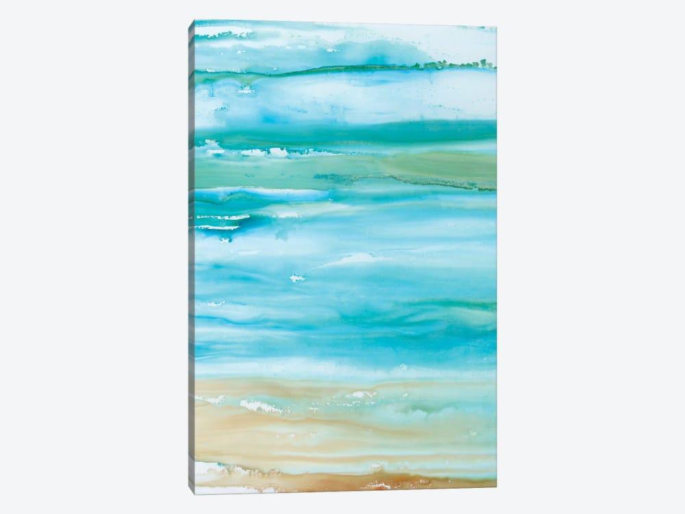 Coastal Abstract II by Carol Robinson 1-piece Art Print