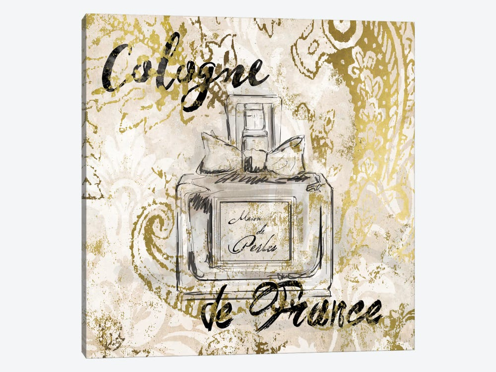 Cologne De France by Carol Robinson 1-piece Canvas Artwork
