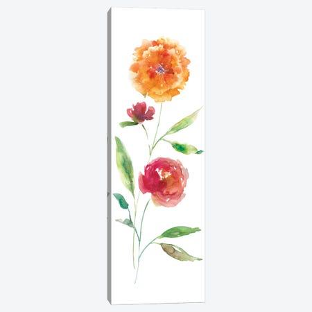 Color Wash Botanical II Canvas Print #CRO226} by Carol Robinson Canvas Art