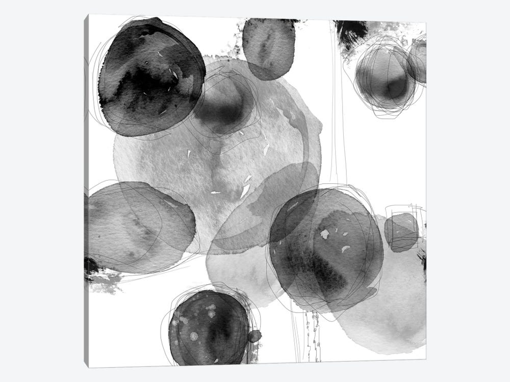 Droplets by Carol Robinson 1-piece Canvas Wall Art
