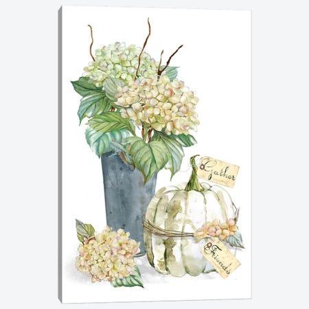 End Of Summer: Friends Canvas Print #CRO232} by Carol Robinson Canvas Artwork