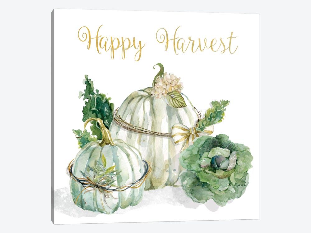 End Of Summer: Harvest by Carol Robinson 1-piece Canvas Art