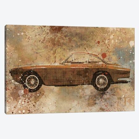 Live To Ride IV Canvas Print #CRO23} by Carol Robinson Canvas Wall Art