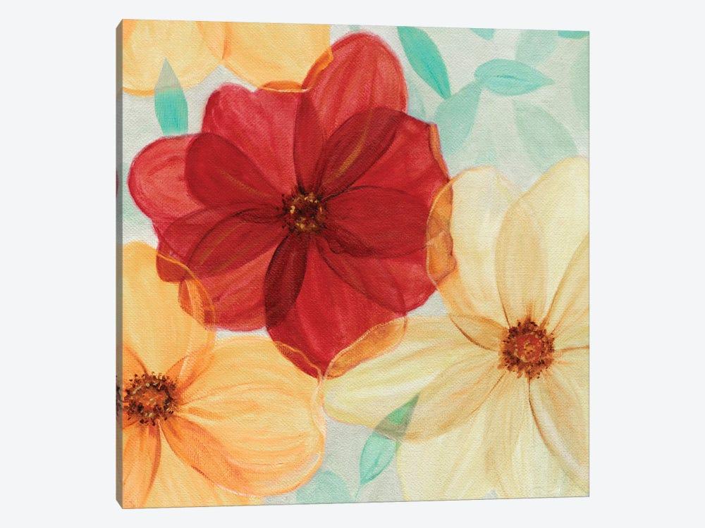 Flash Of Spring I by Carol Robinson 1-piece Canvas Artwork
