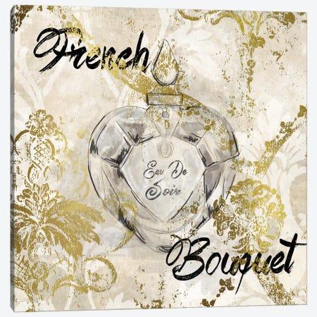 French Bouquet Canvas Print #CRO252} by Carol Robinson Canvas Wall Art