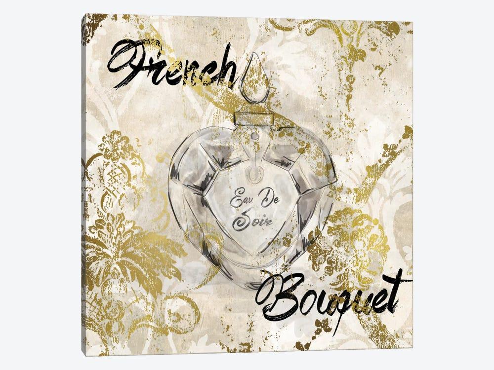 French Bouquet by Carol Robinson 1-piece Canvas Print