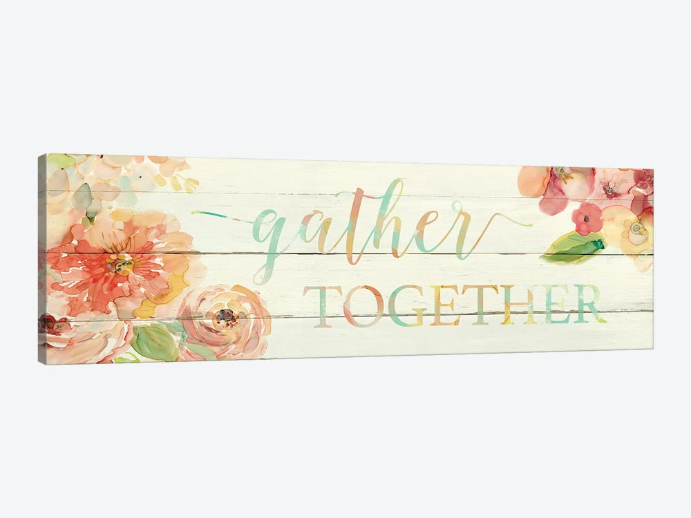 Gather Together by Carol Robinson 1-piece Canvas Art